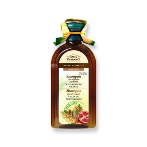 Σαμπουάν ARGAN OIL & POMEGRANATE (350 ml) για ξηρά μαλλιά
