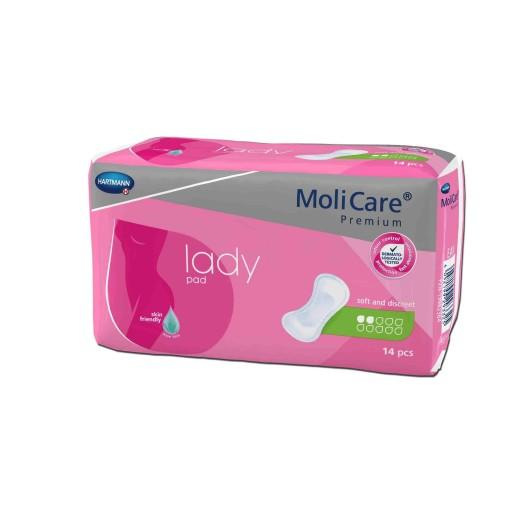 Σερβιέτα MoliCare Premium 'lady pad' 2