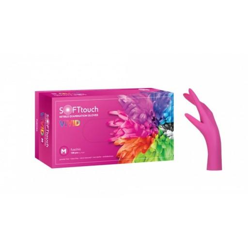Blush νιτριλίου ροζ S 0τεμ